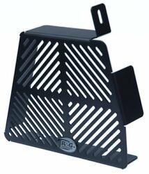 Randg Racing Oil Cooler Guard In Black To Fit Victory Cruiser 2008-