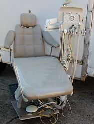 DCIDEXTA DENTAL ORTHODONTICS CHAIR WDELIVERY SYSTEMHAND PIECESLIGHT#12052