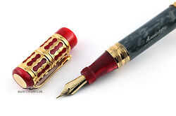 Ancora Pisa Red Limited Edition Fountain Pen - 20/88 - Extremely Rare