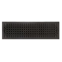 Naiture Cast Iron Wall Register Oversized Honeycomb Style In 15 Sizes