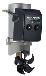 Side Power Bow/stern Thruster Se30/125s 12v For 20' To 30' Boats