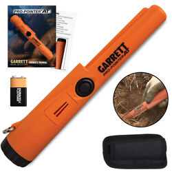 Authentic Garrett Propointer At Waterproof Pinpointer With Holster And Battery