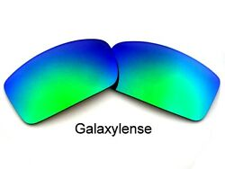 Oakley Replacement Lenses For Gascan Emerald Green Polarized By Galaxylense $6.19