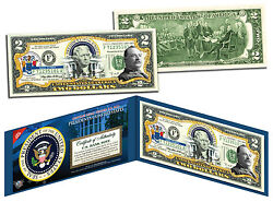 Grover Cleveland President 1885-1889 Colorized 2 Bill Us Legal Tender