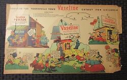 1930 fontaine fox toonerville town cutout