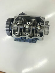 Yamaha Cylinder Head Assy. Pn 65w-w009a-14-15 Fits 25hp 4-stroke Outboards