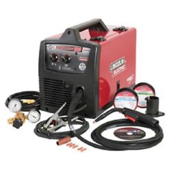 Lew K2698-1 Lincolnandreg Easy-mig 180 208/230-volt Ac Input Compact Wire Welder