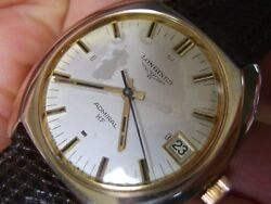 Rare And Collectible Longines Admiral Hf 1972 Munich Olympics Edition  5990