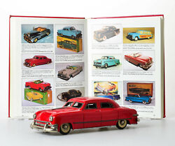 Antique Tin Toy Gunthermann 1951 Ford Fodor Limousine Us Zone Germany Marusan