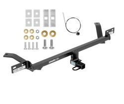 Trailer Tow Hitch For 15-17 Vw Volkswagen Golf 1-1/4 Receiver Class 1 New