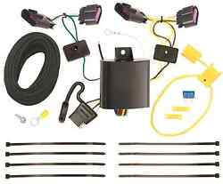 Trailer Wiring Harness Kit For 14-20 Dodge Durango All Styles Plug And Play T-one