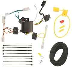 Trailer Wiring Harness Kit For 11-14 Toyota Sienna All Styles 15-20 Sienna Se