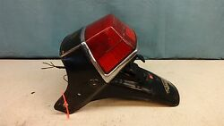 78 Honda Cx500 Cx 500 Deluxe H1146and039 Rear Fender Brake Tail Light Body Section 3
