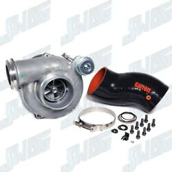 Garrett Powermax Turbo Charger Kit For And03999.5-03 Ford Powerstroke 7.3 7.3l Gtp38r