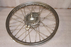 Puch Moped Scooter Nos New 773-490-054 Front Rim Maxi Maxi-s Newport Sport
