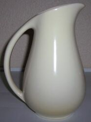 Franciscan Pottery El Patio Ivory Cocktail Pitcher