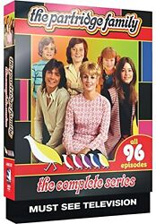 The Partridge Family The Complete Series