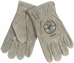 Klein Tools 40012 Long-cuff Gloves, X-large