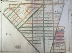 1920 Stillwell Ave - Gravesend Ave And 22nd - Avenue R Brooklyn New York Atlas Map