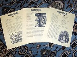 Book Of Shadows Spell Pages Yule Recipes Wicca Witchcraft Bos