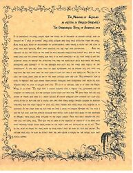 Book Of Shadows Spell Pages Meaning Of Skyclad Wicca Witchcraft Bos