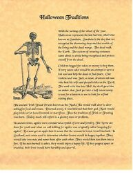 Book Of Shadows Spell Pages Halloween Traditions Wicca Witchcraft Bos