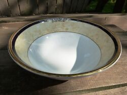 Rare Brand New Wedgwood Cornucopia Noodle Bowl 7.75 Hard To Find In Us