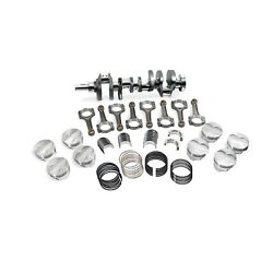 Ford Fe 390 Forged Pro Comp H-beam Connecting Rods Forgeddish Pistons