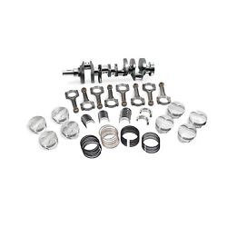 Ford Fe 390 Forged Pro Comp H-beam Connecting Rods Forgedflat Pistons