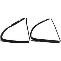 49 Buick 48-49 Cadillac Oldsmobile 2dr Hardtop Convt Front Vent Window Seal Kit