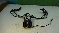 1993 Honda Goldwing Gl1500 Gl 1500 H1197. Ignition Coils And Wires