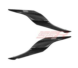 2015-2020 Yamaha R1 R1m R1s Rear Tail Side Cover Panel Fairings Twill Carbon