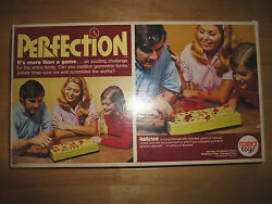 1970s perfection game from reed toys in