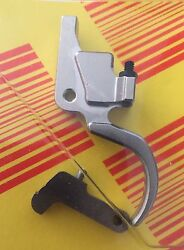 Timney 1100 Ruger M 77 Mk Ii Right Hand Nickel Plated 1100 Fix Trigger