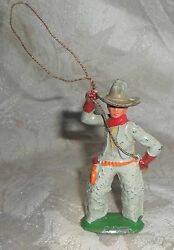 barclay manoil lead toy figure cowboy