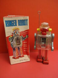 all original daiya ranger robot mint