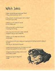 Book Of Shadows Spell Pages Jokes Wicca Witchcraft Bos