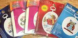 Janlynn Mini Counted Cross Stitch Kits Easy Great For Kids Beginners You Choose
