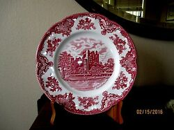 Johnson Brothers Old Britain Castles 10 Inch Dinner Plates Never Used 12 Avail