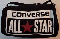Converse All Star Chuck Taylor Barrel Duffel Gym Travel Bag.