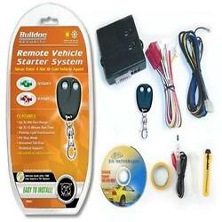 Bulldog Rs82-I Do It Yourself Remote Starter Automatic Transmissions Only Vehic
