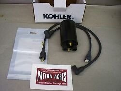 John Deere Tractor Ignition Coil 52755 48-s Fits 317 Kt-17 Simplicity