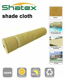 Shatex 90 Heavy Shade Fabric Roll For Pergola Cover,patio Cover, Porch Cover Ft