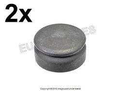 Porsche 911 74-89 928 Grease Cap Front Wheel Hub X2 L+r Bearing Covering