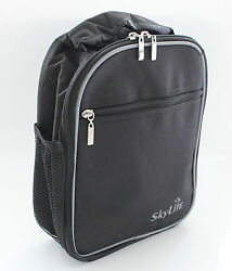 Skylite Aviation Pilot Headset Carry Protection Bag With Free Cotton Ear Cover