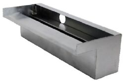 Proeco Stainless Steel Weirs And Led Light Strips - Sold Separately Or As Combo