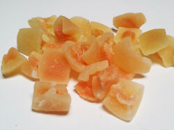 Dried Cantaloupe Chunks 11 lb bag Extra 5% buy $100+
