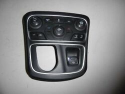 16 CHRYSLER 200 AUTOMATIC TEMPERATURE CLIMATE CONTROL OEM  68270685AA