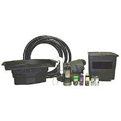 Large Pond Kits With Atlantic Water Gardens Components - Skimmer, Filter, Pump