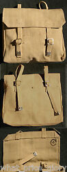 Canadian 1916 Pattern Oliver Leather Equipment Haversack Small Pack